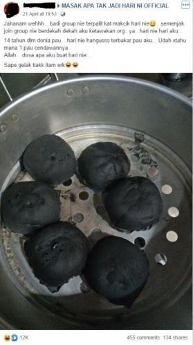 Женщина показала фото блюда, которое приготовила, в соцсети