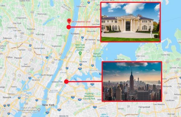 У Малышевой есть роскошный золотой дворец в Нью-Йорке. О нём рассказал Навальный в новом расследовании