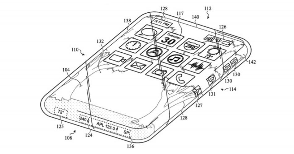 Apple готовит стеклянный iPhone, говорят инсайдеры. Можно навсегда забыть о кнопках - и выкинуть SIM-карту