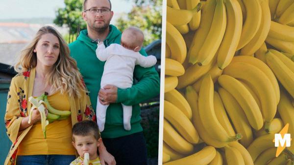 Семья купила бананы, но из-за них пришлось бежать из дома. Внутри нашёлся сюрприз, и он смертельно опасен