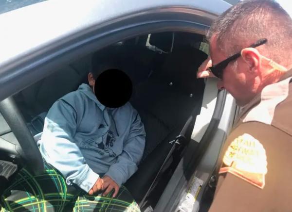 Пятилетний малыш угнал машину, чтобы купить себе Lamborgini. Копы помешали, но легендой он уже стал