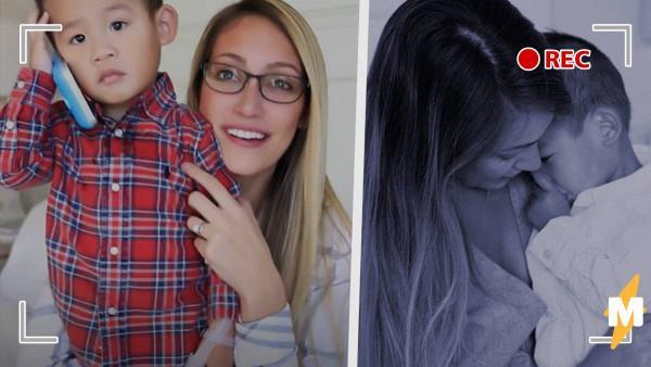 Ютуберша отдала приёмного сына из-за его аутизма, и разозлила людей. Они не ожидали такого даже от блогеров