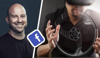 Facebook поделилась планами и показала рабочее место будущего. Похоже, фантастические фильмы были пророческими