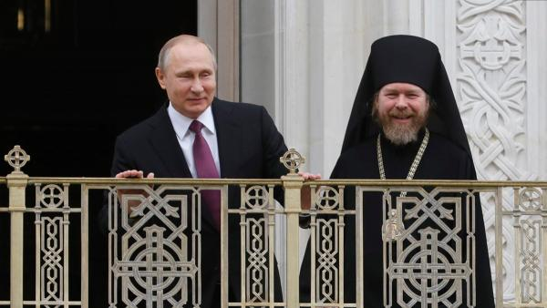 """Почту """"духовника Путина"""" взломали хакеры. И судя по сливам, с митрополитом Тихоном советуется даже Минкульт"""