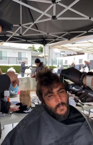 Бездомного
