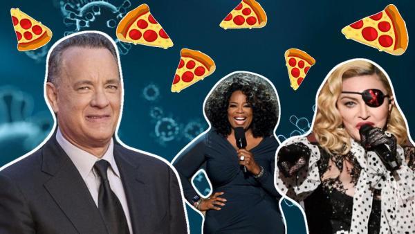 Как связаны COVID-19 и пицца и причём тут Том Хэнкс и Мадонна. Теория заговора про адренохром покоряет соцсети