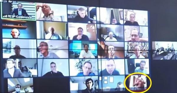 Бразилец забыл выключить камеру после встречи с президентом. И теперь вся страна знает о нём больше, чем мама