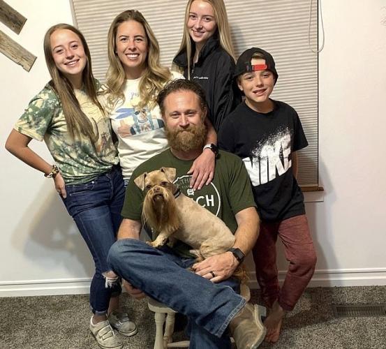 В США нашли пёселя с бородой викинга. И его волосам позавидуют даже самые отчаянные хипстеры