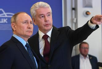 Максим Галкин спародировал в инстаграме совещание Путина и Собянина. Вышло несмешно, зато понятнее, чем у мэра