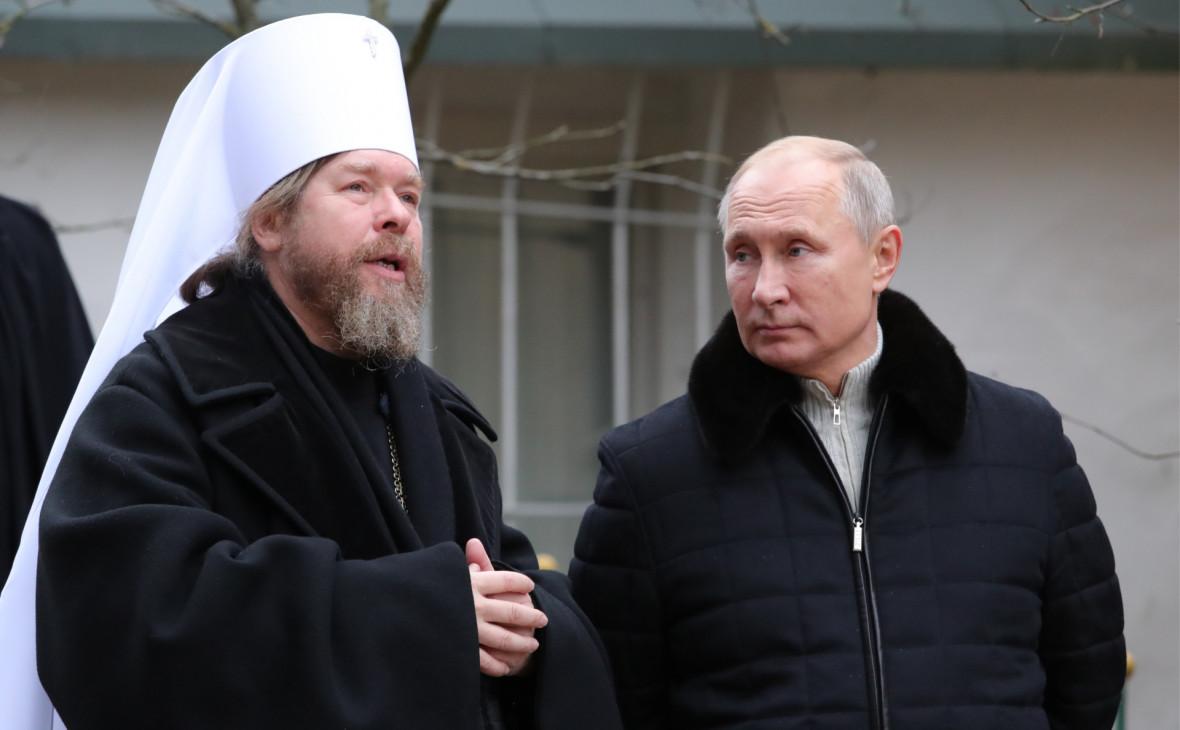 """Почту """"духовника Путина"""" взломали хакеры."""