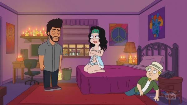 """The Weeknd появился в """"Американском папе"""" и признался, что он девственник. Удивительно, но люди певцу не верят"""