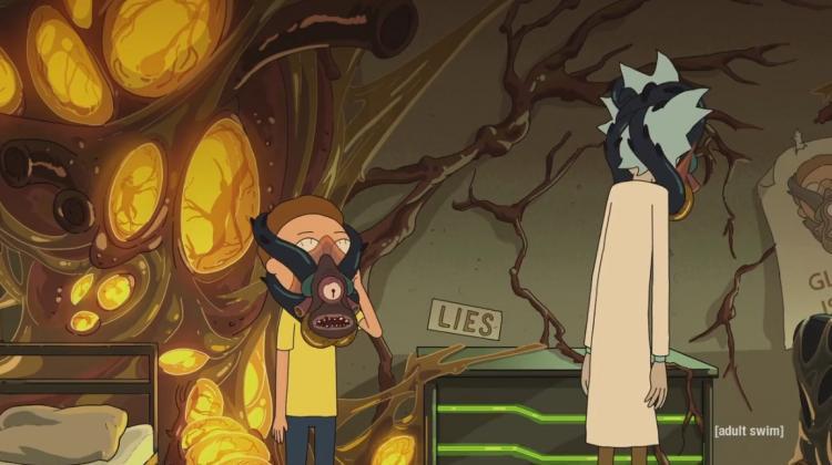 Рик и Морти в свежем эпизоде заявили, что не вернутся к старым сюжетам. Но фанам ОК, им кружит голову новый