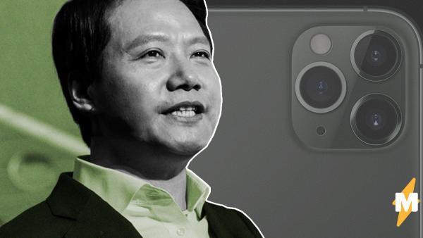 Директор Xiaomi оказался двойным агентом. Пользователи Сети поймали его на использовании смартфона конкурентов