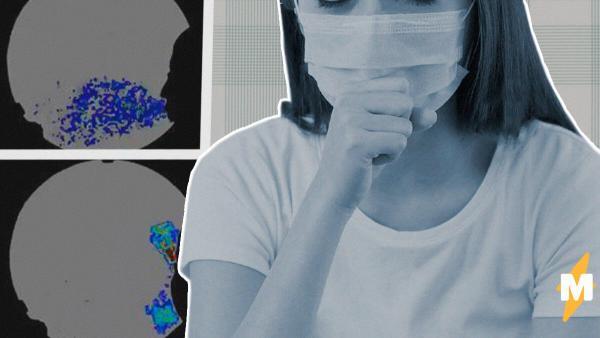 Так есть ли толк в масках? Учёные сделали видео, после которых сомнений не останется