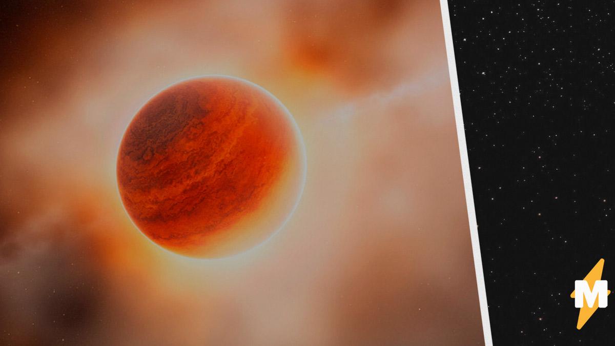 Астрономы впервые увидели, как рождается новая планета. И на фото с телескопа это выглядит завораживающе
