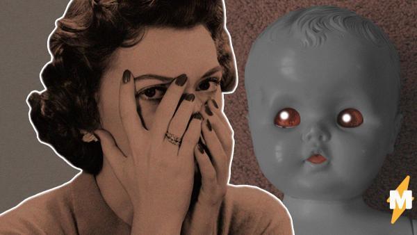Кто увидел фото, тот проклят. Люди верят, что старая кукла насылает порчу онлайн, и отбиваются извинениями