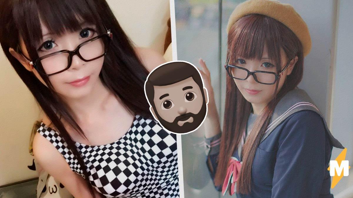 Молодая косплеерша из Китая оказалась парнем. Но поверить в это трудно - его фотографии говорят об обратном