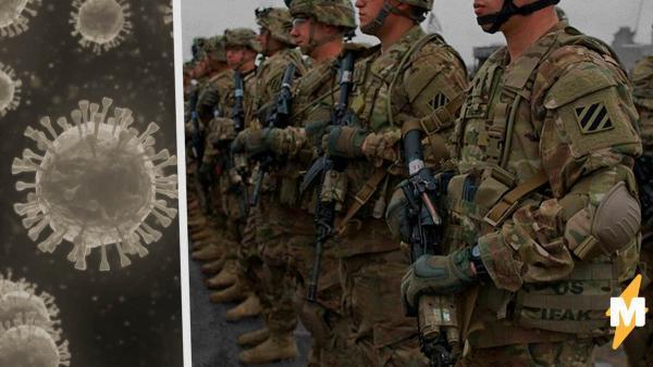 Коронавирус стал годным способом откосить от армии. Но пока только в США - и вопреки желанию бойца