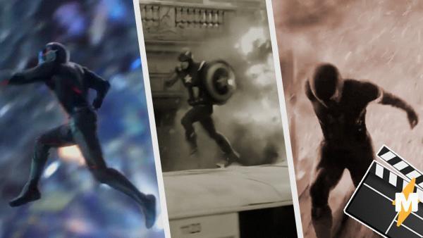 Парень соединил битвы Мстителей в одно зрелищное видео. Попробуйте посмотреть его и не покрыться мурашками