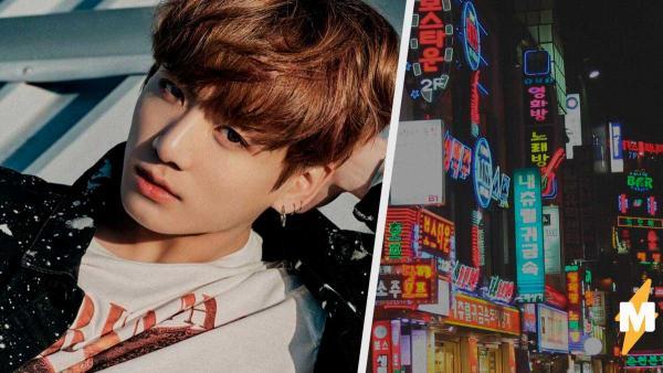 Чонгука из BTS поймали на походе в кафе в разгар пандемии. Но фанаты не считают звезду виноватым