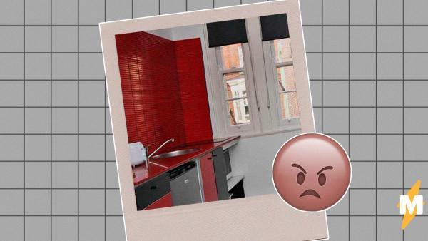 Хозяин захотел сдать квартиру, а люди - посадить его в тюрьму. Ведь унитаз на кухне пахнет нарушением закона