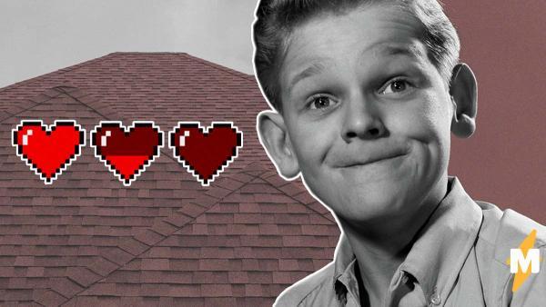Из-за видеоигры дети задумались, восстановятся ли жизни, если прыгнуть с крыши. Опыт показал - не очень быстро