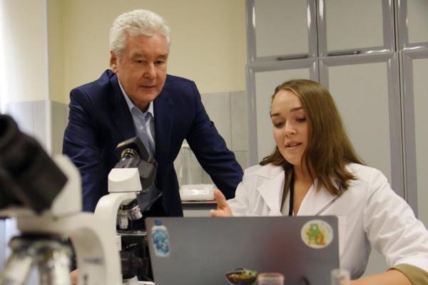 Собянин рассказал, когда в Москве начнётся запись на тесты на коронавирус. Сдать анализ сможет любой желающий