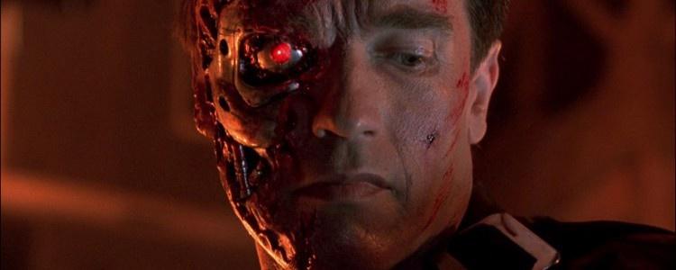 """Слепой парень сделал фото со вспышкой и """"спас человечество"""". Люди заподозрили, что в нём скрывается Терминатор"""