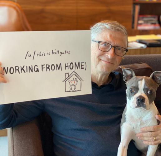 """Никита Михалков выдал теорию про Билла Гейтса в """"Бесогон ТВ"""". Рядом с этим фейком отдыхают даже противники 5G"""