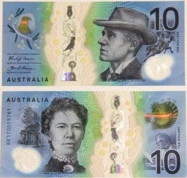 Конспирологи нашли на купюре в 10$ пруф, что COVID-19 - фейк. На ней есть всё - и клетка вируса, и Билл Гейтс