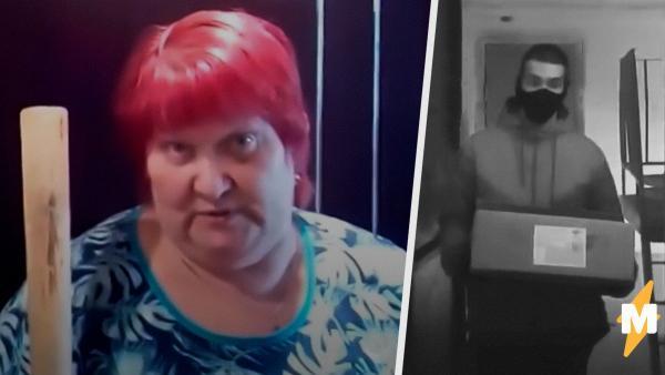 «А конфеты пусть сами жрут». Бойкая дама поставила на место назойливых агитаторов – и её муж снял это на видео
