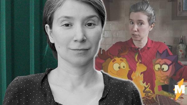 Политолог Екатерина Шульман опубликовала в YouTube разбор «Смешариков». И призналась, что она – Лосяш