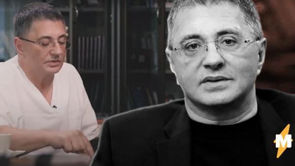 Доктор Мясников одобрил убийства в ответ на оскорбления. Так что в его инстаграме стоит вести себя повежливее