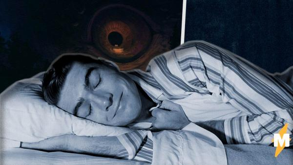 Парень нарисовал, что увидел во сне, но зря показал рисунок родителям. Мама отправила сына к экзорцисту
