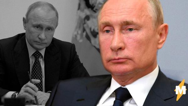 Путин бросил ручку, и это главная новость недели. Что за драма на видео и почему она так взбудоражила СМИ