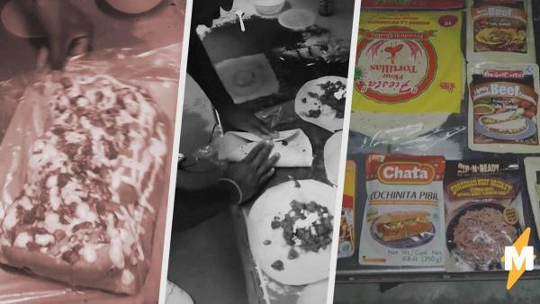 Решётка не умерила страсть заключённого к еде. Он создал своё кулинарное шоу в тюрьме и стал звездой TikTok