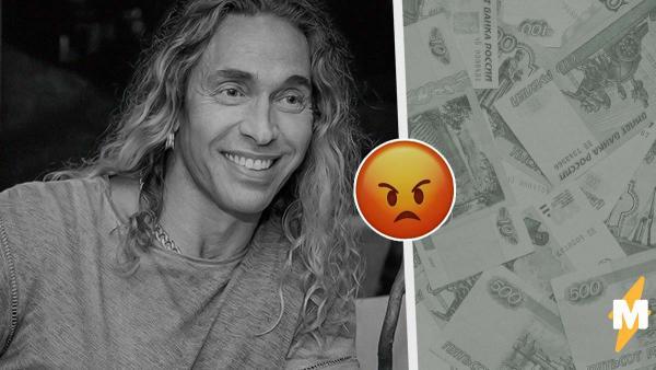 Сергей Глушко пожаловался на нехватку денег из-за COVID-19. Слова оказались фейком, но шутки это не остановило