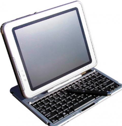 """Парень сделал обзор на свой планшет и вернул 2003 год. Это """"Батя iPad'a"""", и зумеры о таком вряди ли слышали"""