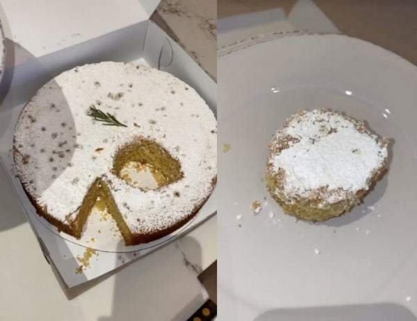 Кайли Дженнер порезала торт и сделала перфекционистам больно. Но в ответ на шутки доказала: она тот ещё тролль