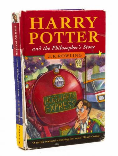 Старушка забрала со свалки старые книги о Гарри Поттере. А через 12 лет узнала - они стоят целое состояние