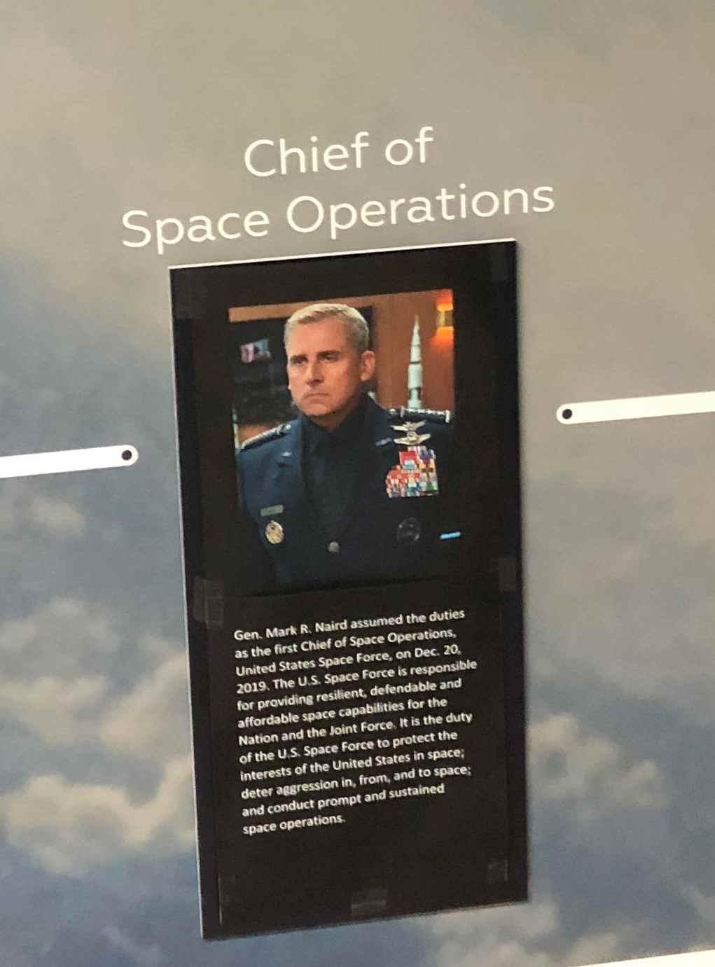 Тролль в американском музее