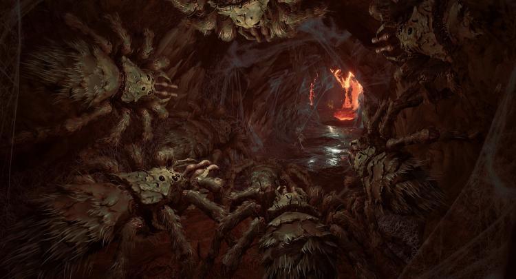 """Скриншоты из новой игры по """"Властелину колец"""" уже в сети. Главный герой - Голлум, но вам его не узнать"""