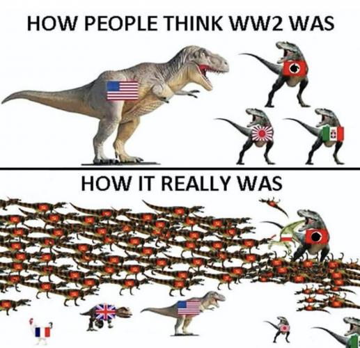 В США поздравили с победой над нацизмом две страны. И этим недовольны не только русские во главе с Тимати
