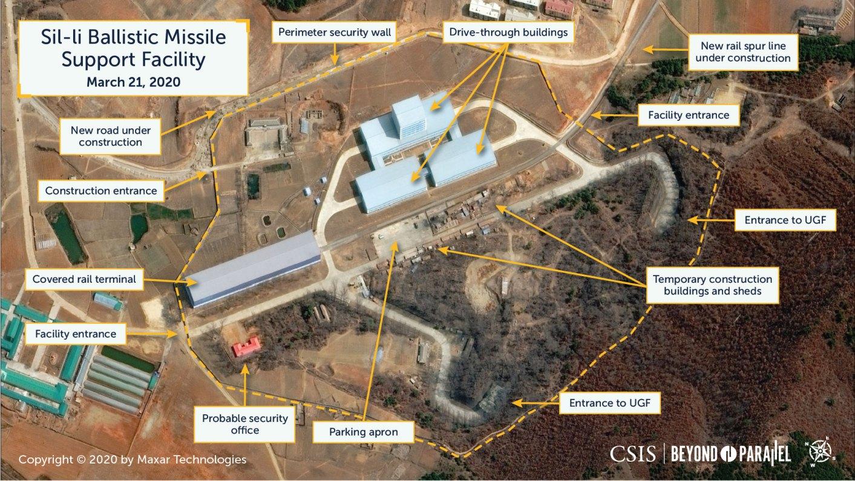 Ким Чен Ын не просто жив - у него большие планы. Снимки со спутников показали, где КНДР будет хранить ракеты