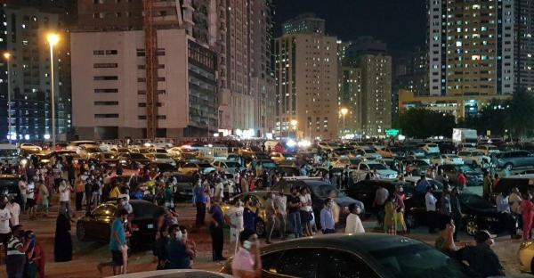 Небоскреб в 49 этажей в ОАЭ вспыхнул, как спичка. Глядя на видео, сложно поверить, что все остались живы