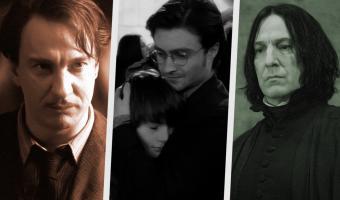 «Джеймс Сириус, Альбус Северус. Видите логику?» Люди поняли, почему Гарри Поттер не назвал сына в честь Люпина