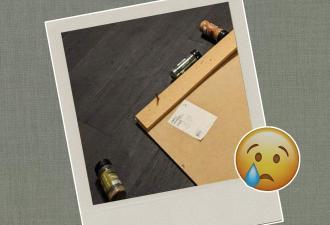 Парень показал, чем неверно установленный шкаф грозит кухне, и людям больно. На кадре – ужас квартировладельца