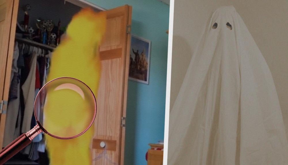 Тиктокеры ищут призраков с помощью фильтра и пугаются