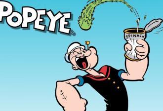 Пеппа или Попай? Тест для гуру здорового питания