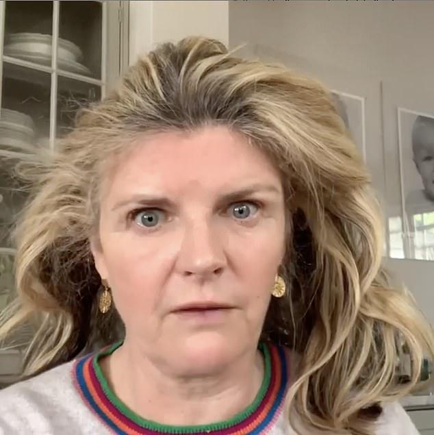 Женщина не мыла волосы шесть недель, и результат её поразил